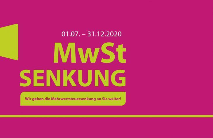 Mwst Senkung